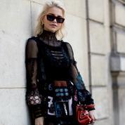 La mode est (aussi) dans la rue pendant la semaine des défilés haute couture
