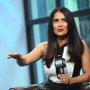 Salma Hayek raconte son