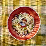 Spaghettis aux coquillages