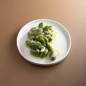 Gnocchis ricotta et épinards