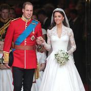 Une part du gâteau de mariage de Kate et William est mise aux enchères 6 ans plus tard