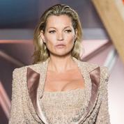 Kate Moss détrônée au classement des mannequins britanniques les mieux payés