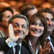 La surprenante rencontre de la mère de Carla Bruni et Nicolas Sarkozy en 2007