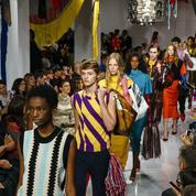 Défilé Calvin Klein Printemps-été 2018 Prêt-à-porter