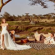 Pronovias dévoile ses nouvelles collections de robes de mariée 2018