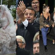 Emmanuel Macron, Julie Gayet, le prince Harry : la semaine people