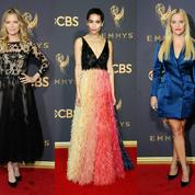 Nicole Kidman, Reese Witherspoon, Zoe Kravitz... Les plus beaux looks des Emmy Awards 2017