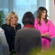 Brigitte Macron et Melania Trump ont déjeuné ensemble à New York