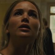 Jennifer Lawrence au bord de la folie dans
