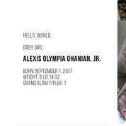 La grossesse de Serena Williams dans une vidéo de 2 minutes 15