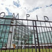 L'hôpital Pompidou ferme neuf blocset les urgences à cause d'un champignon