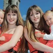 L'épidémie de jumeaux va-t-elle ralentir?