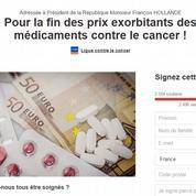 Une pétition contre le prix «exorbitant» des médicaments anticancéreux