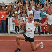 Kevin Mayer : «J'espère que ce n'est pas mon dernier record du monde»