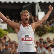 Kevin Mayer, un record du monde venu d'ailleurs