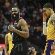 Le show Harden face aux Lakers