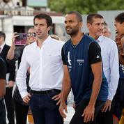 Tony Parker au Figaro : «Ambassadeur pour Paris 2024, une suite logique»