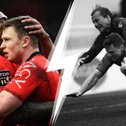 Tops/Flops Toulon-Stade Français : Ashton voit triple, McLeod voit trouble