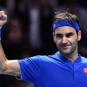 Federer, qualifié pour les demies du Masters : «Satisfait de me donner une nouvelle chance»