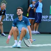 Indian Wells : Thiem fait tomber Federer et s'offre un premier grand titre