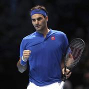 Masters : Federer en demi-finale après sa victoire sur Anderson