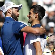 Miami : Paire fait tomber Djokovic dès le 2e tour