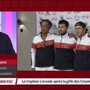 Coupe Davis : quel avenir pour les Bleus après la finale perdue ?