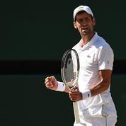 Djokovic s'adjuge un quatrième Wimbledon et se replace au centre du jeu