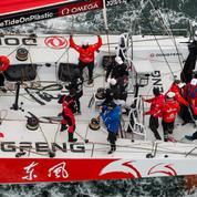 Volvo Ocean Race : Dongfeng engrange à Hongkong