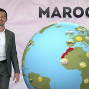 Météo en Maroc : le bulletin du 11/12 avec La Chaîne Météo