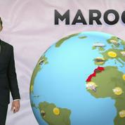 Météo en Maroc : le bulletin du 18/02 avec La Chaîne Météo