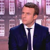 Macron : «Ne pas se positionner, c'est décider d'aider Mme Le Pen»
