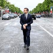 EN DIRECT - De l'Élysée à l'hôtel de ville, revivez la journée d'investiture d'Emmanuel Macron