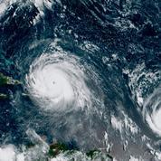 Irma se dirige vers les Bahamas
