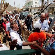 Irma : Emmanuel Macron annonce un «mécanisme d'urgence» pour les sinistrés