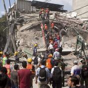 EN DIRECT - Séisme au Mexique : une course contre-la-montre pour retrouver les survivants