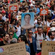 EN DIRECT - Manifestations anti-Macron à travers toute la France