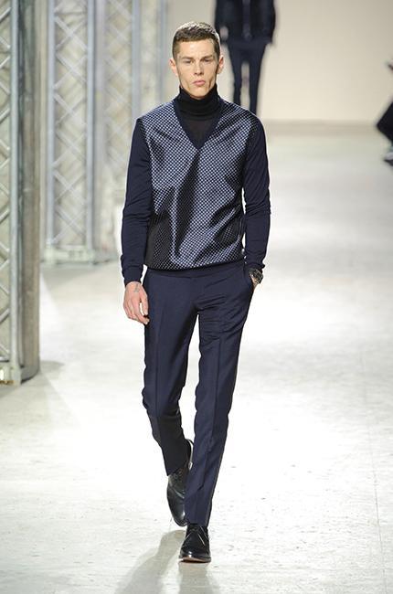 59f01e845130 ... Défilé Hermès Automne-hiver 2013-2014 - Diaporama photo - defile-homme- hermes-automne-hiver-2013-2014-40 ...