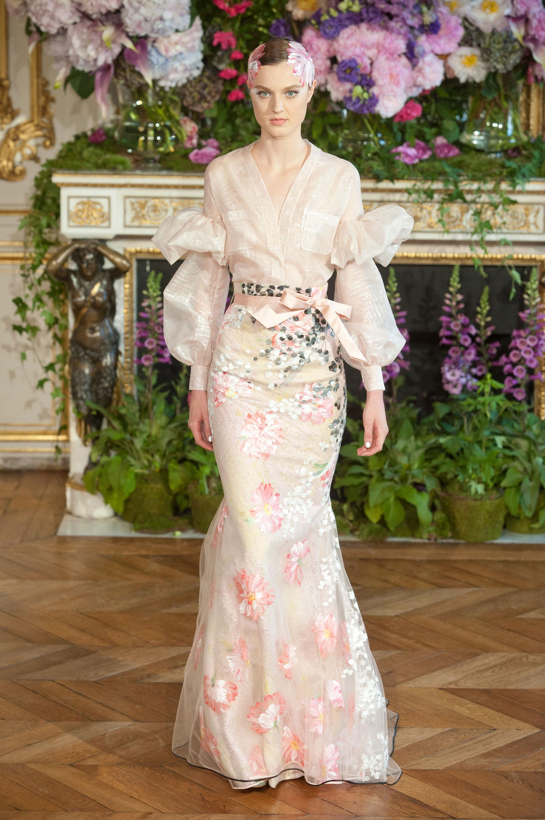 D fil alexis mabille automne hiver 2013 2014 couture for 1900 haute couture