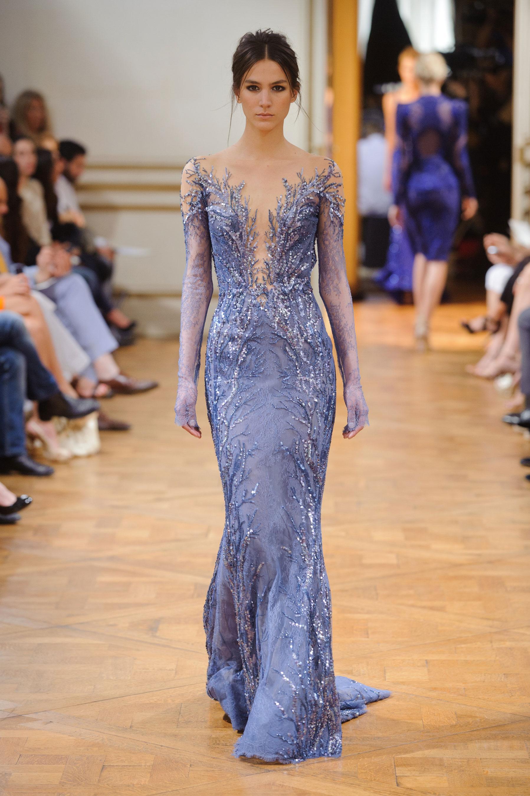 D fil zuhair murad automne hiver 2013 2014 haute couture for 1900 haute couture