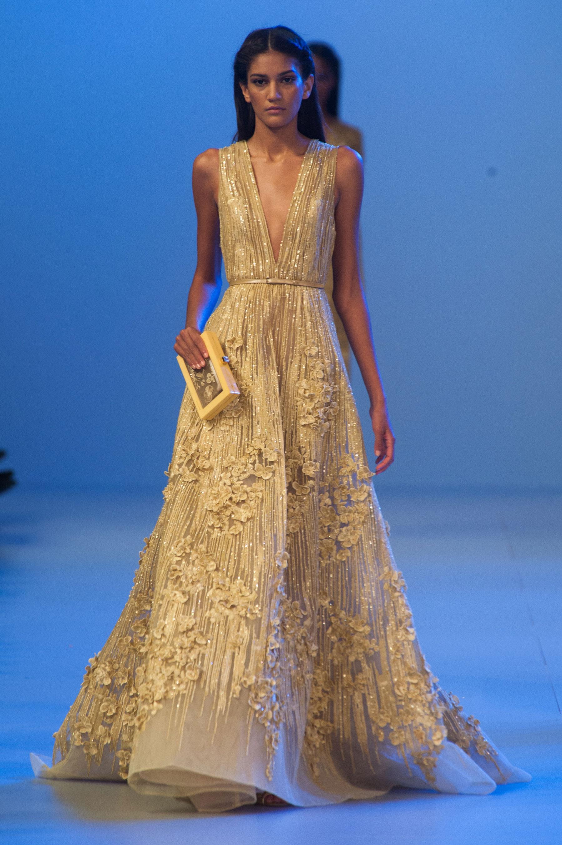 D fil elie saab printemps t 2014 haute couture madame for 1900 haute couture