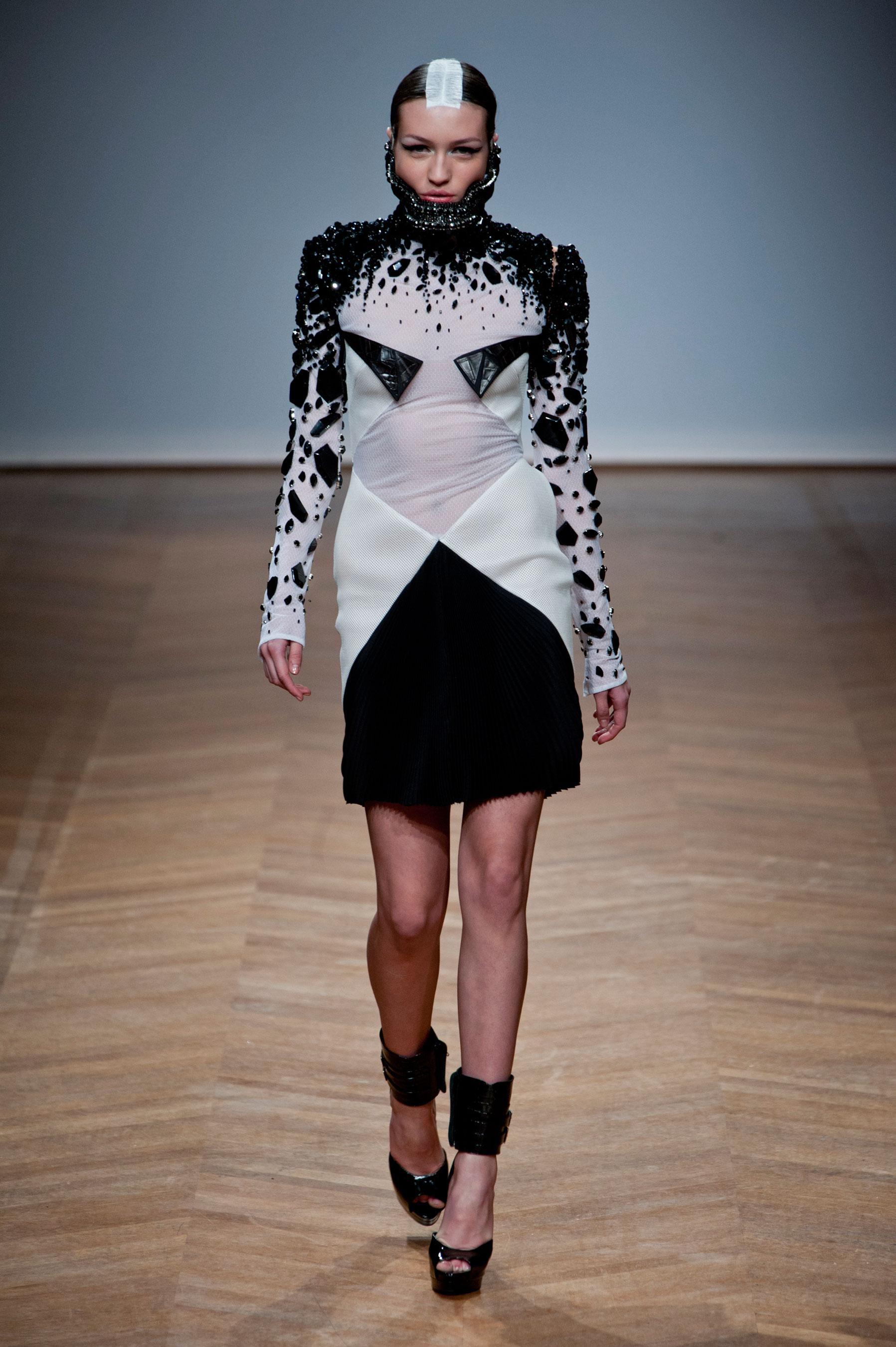 D fil on aura tout vu printemps t 2014 couture madame for 1900 haute couture
