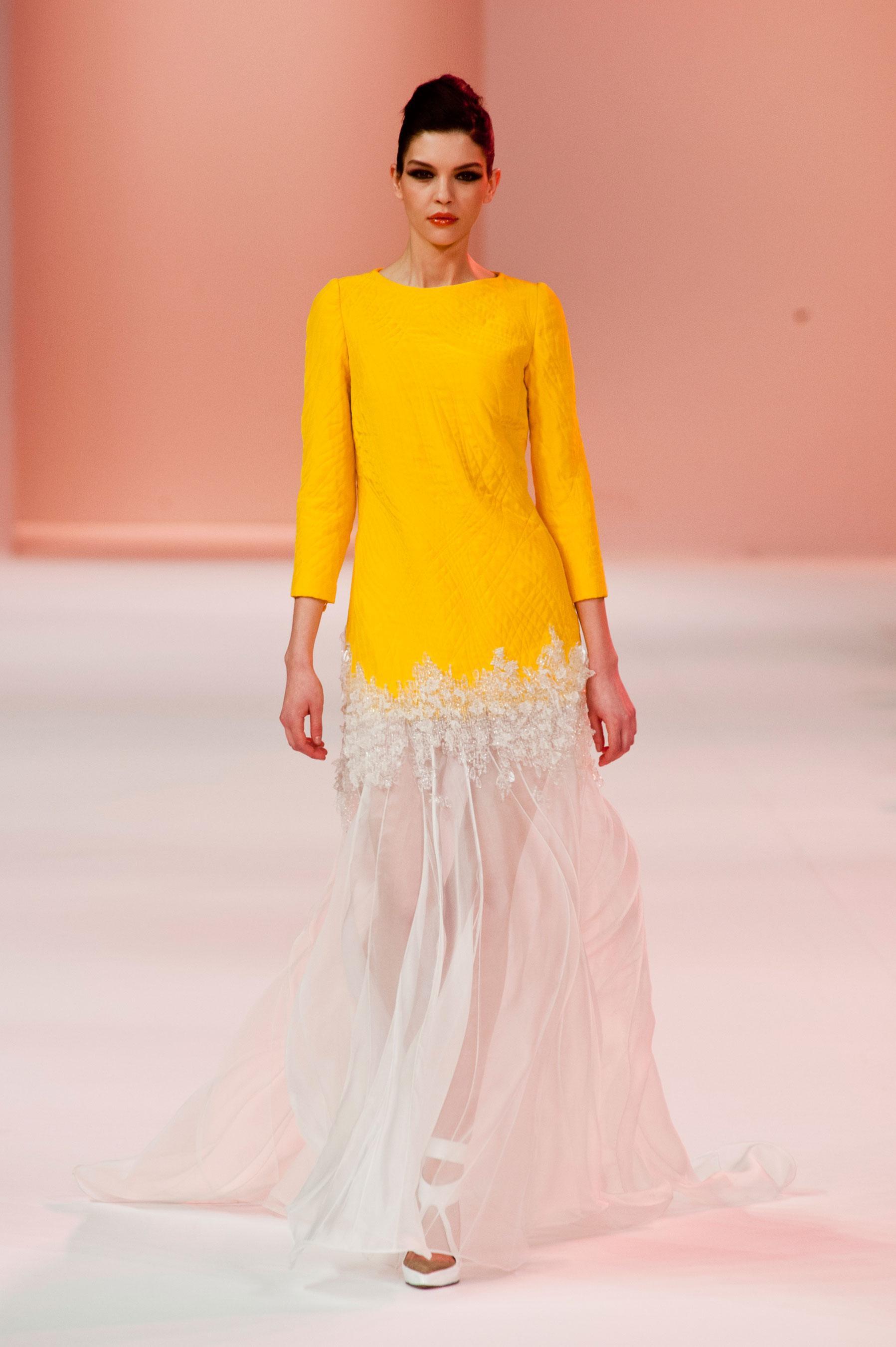 D fil st phane rolland printemps t 2014 couture for 1900 haute couture
