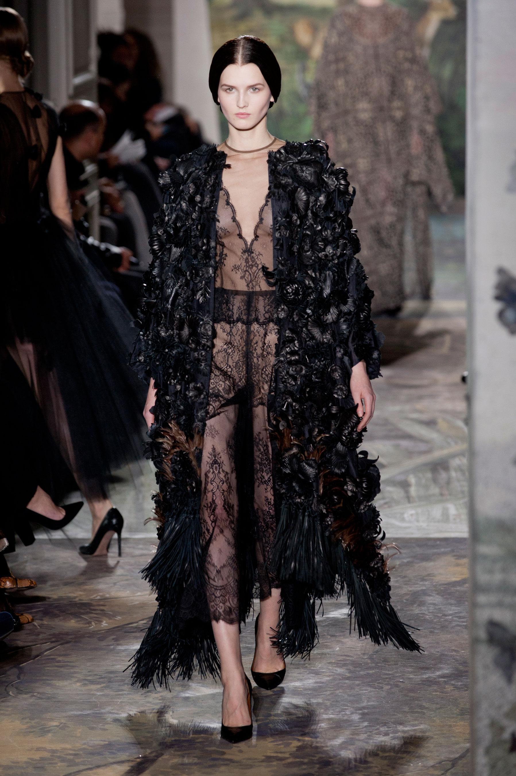 D fil valentino printemps t 2014 haute couture madame for 1900 haute couture