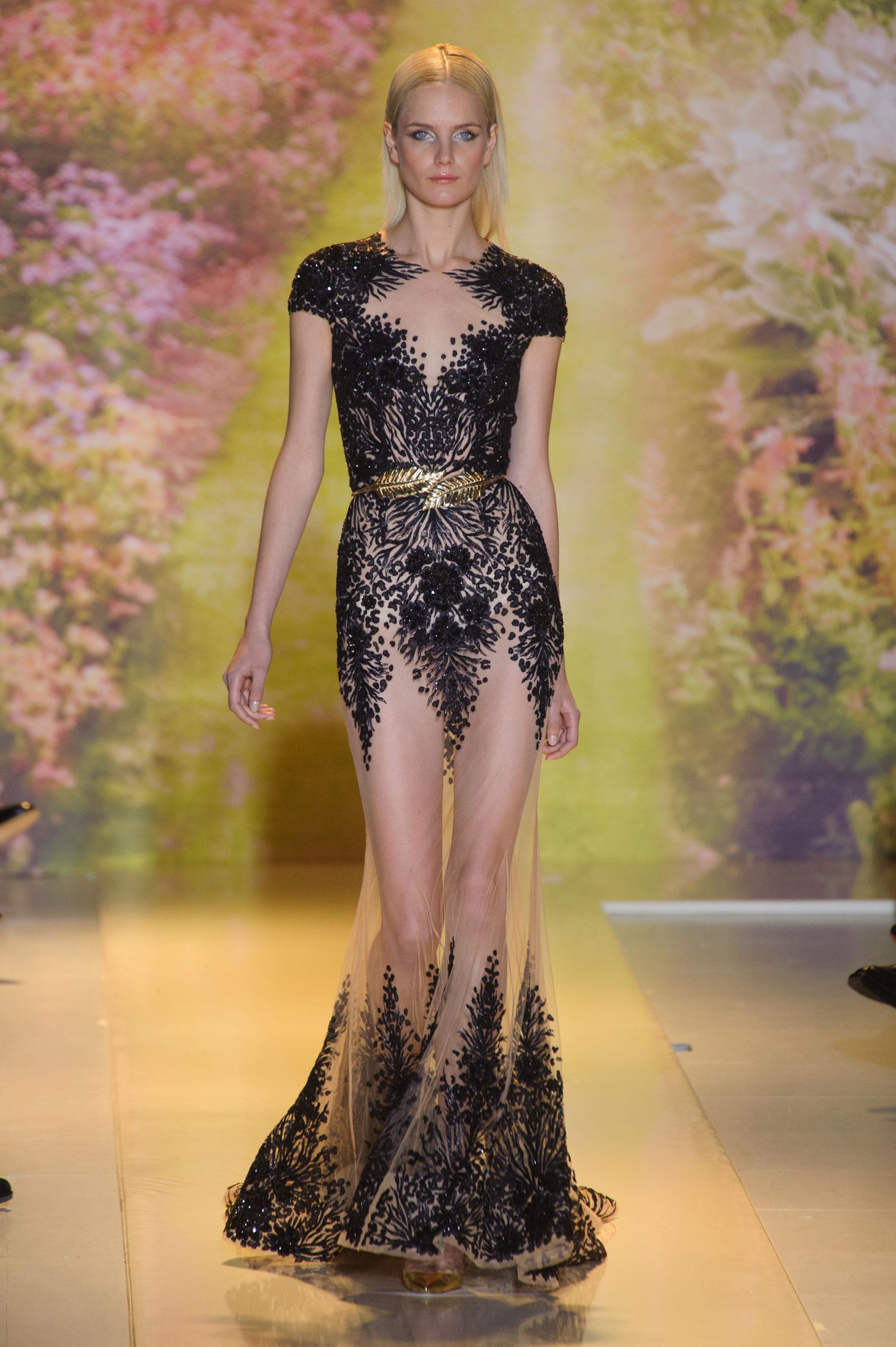 D fil zuhair murad printemps t 2014 haute couture for 1900 haute couture