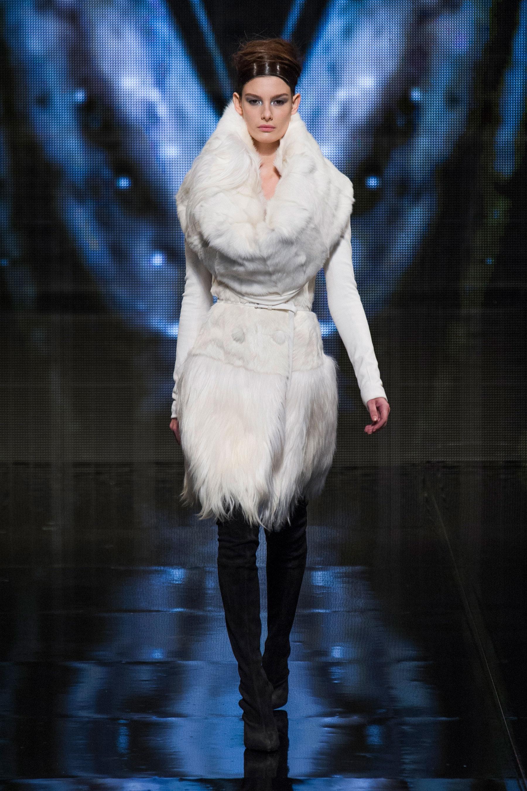 D fil donna karan automne hiver 2014 2015 pr t porter for Donna karan new york