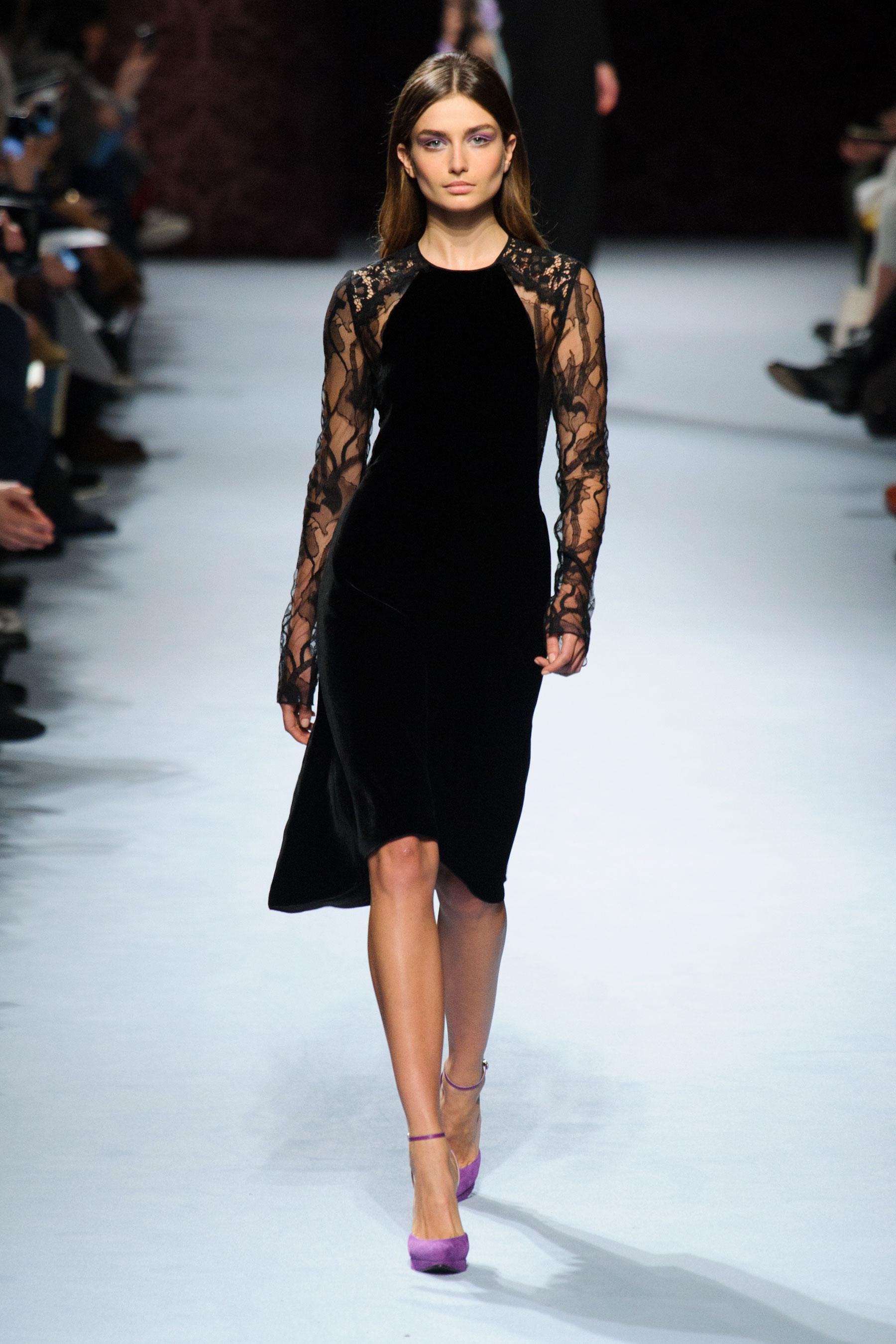Платья Мода Зима