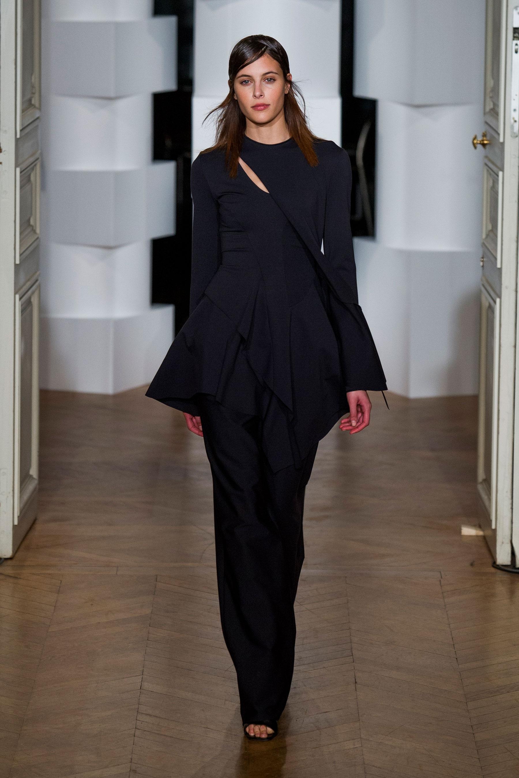 d fil l a peckre pour maison lejaby automne hiver 2014 2015 pr t porter le figaro madame. Black Bedroom Furniture Sets. Home Design Ideas