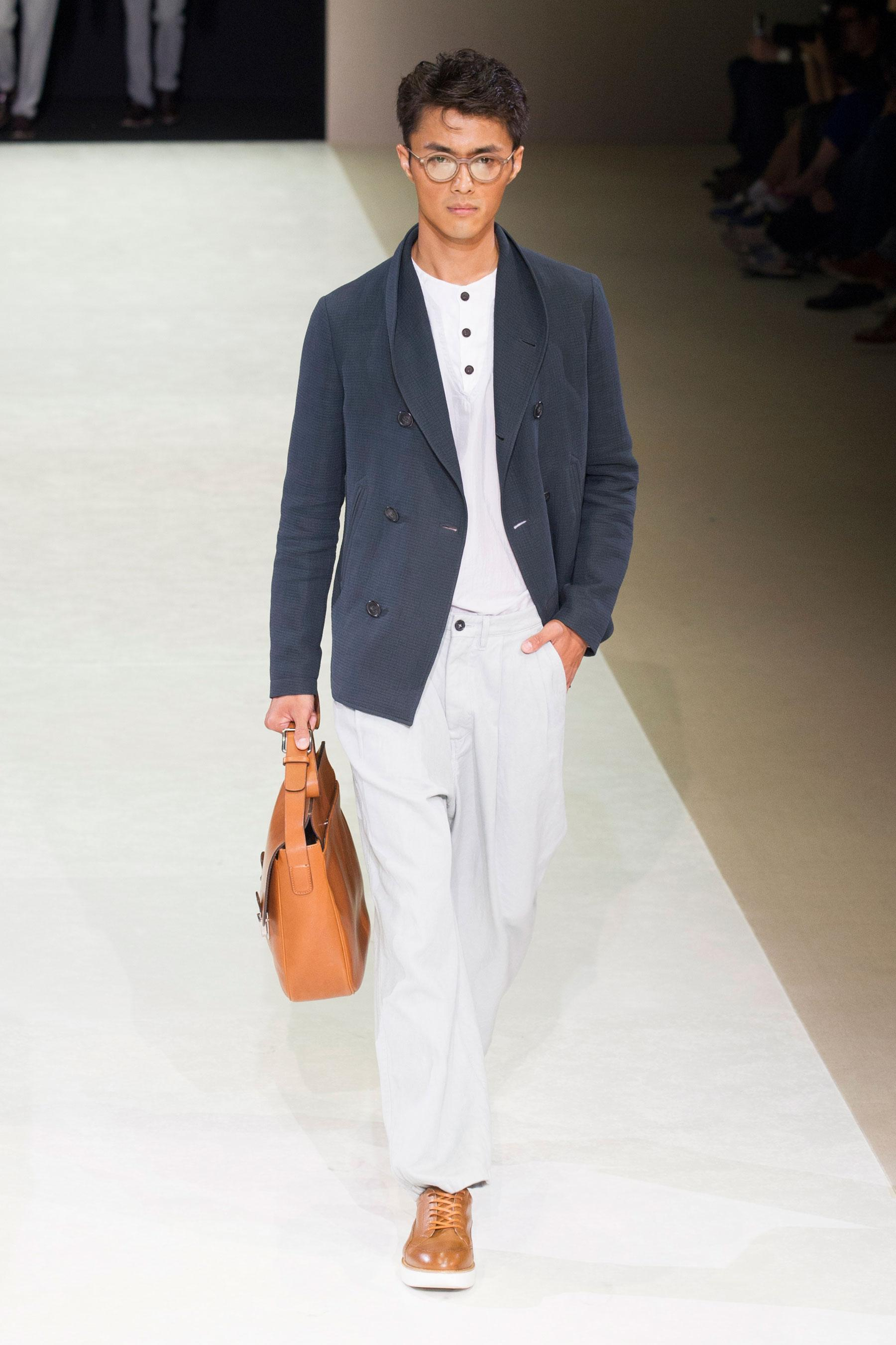 armani collection homme