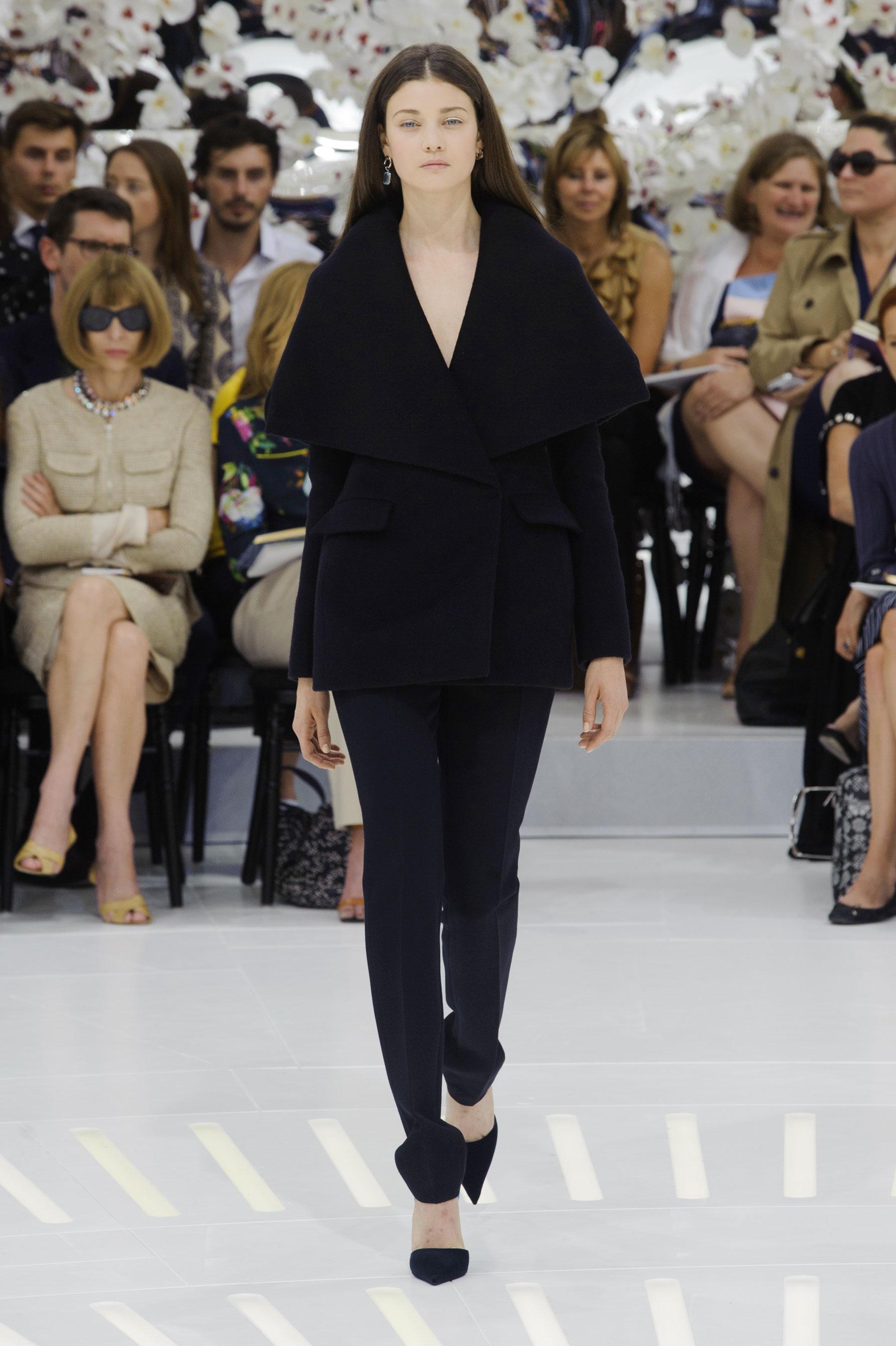 D fil christian dior automne hiver 2014 2015 haute for 50 haute couture